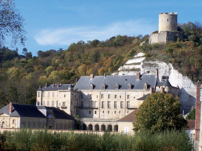 Loisirs Des Groux : Château De La Roche Guyon