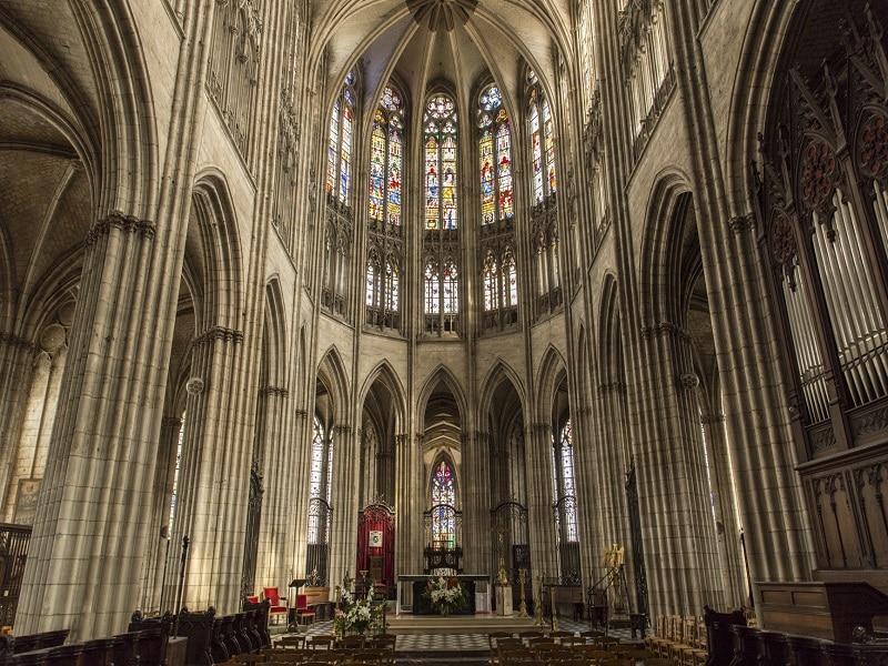 Loisirs Des Groux : Notre Dame D'Évreux