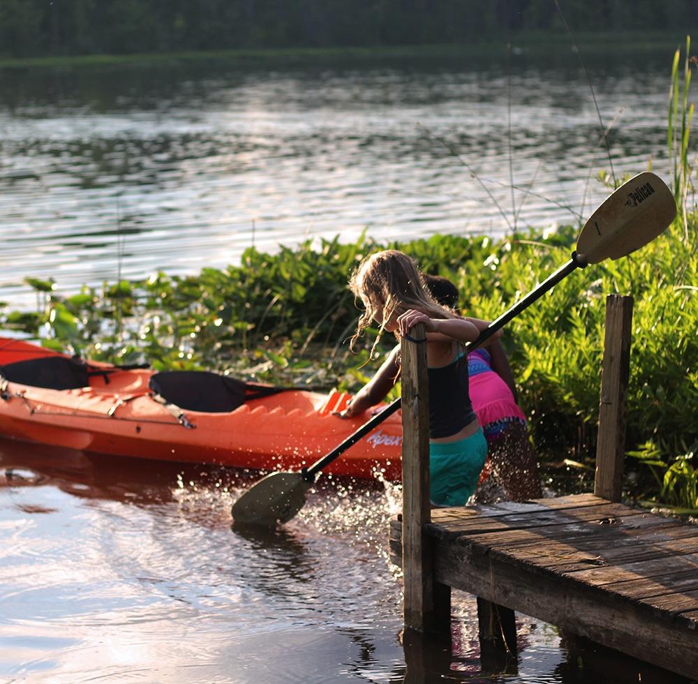 Loisirs Des Groux : Canoe Fleuve 1