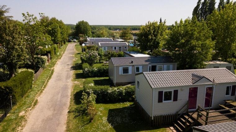 Loisirs Des Groux : Mini Mobile Home