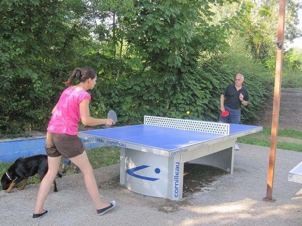 Loisirs Des Groux : Mini Orig Tennis De Table