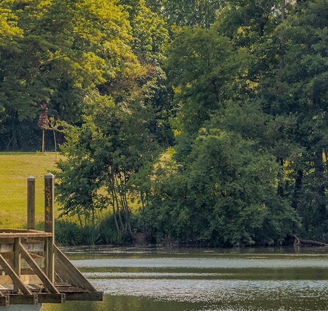 Loisirs Des Groux : Pontoon River