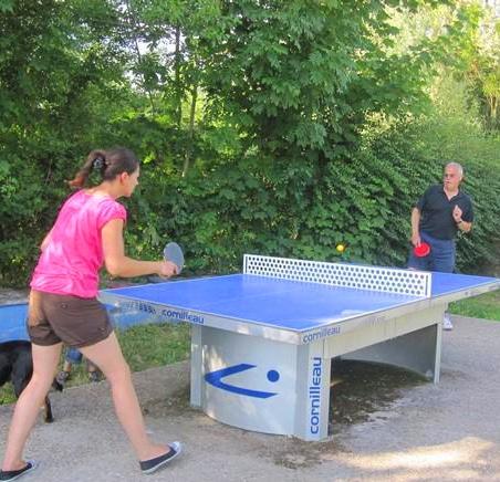 Loisirs Des Groux : Tennis De Table